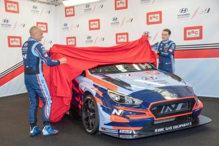 BRC Racing y Hyundai, listos para luchar por el WTCR 2019