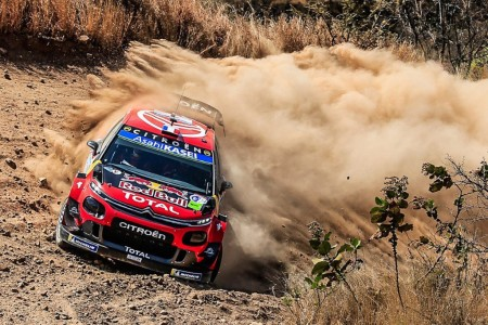 Drama en Hyundai, Ogier se escapa en el Rally de México
