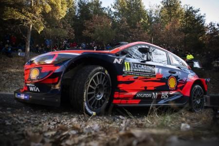 Hyundai busca su primer triunfo del año en Córcega