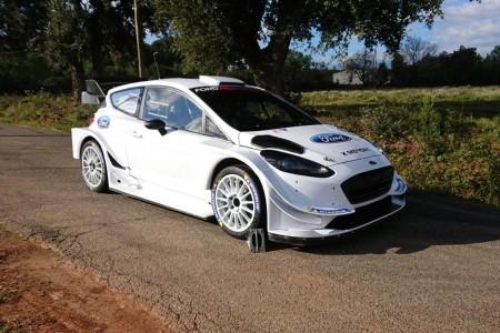 M-Sport y Toyota inician sus test previos al Tour de Corse