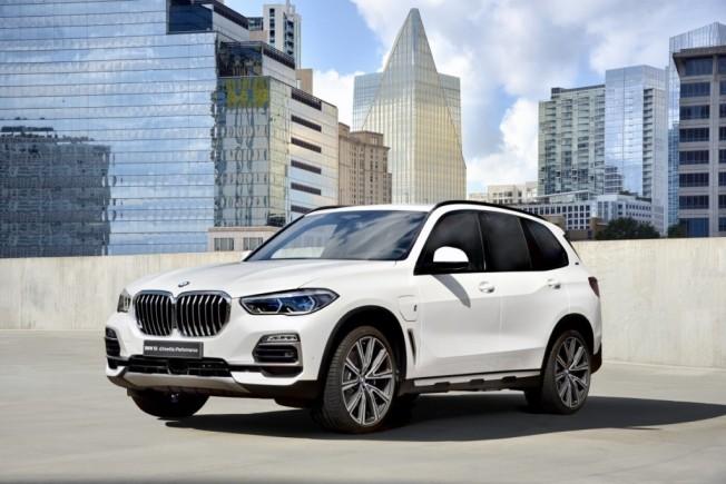 BMW X5 xDrive45e, nueva generación del híbrido enchufable con el triple de  autonomía - Motor.es