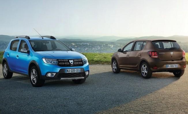 Dacia Sandero y Dacia Sandero Stepway