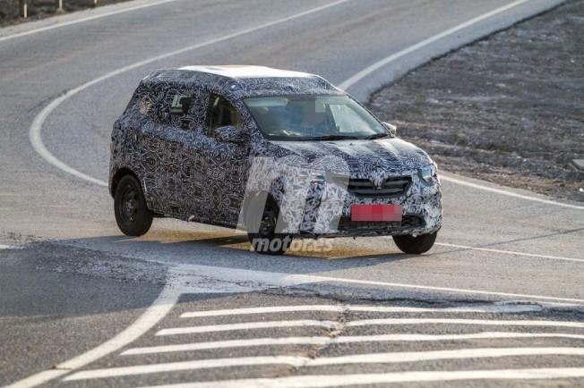 Renault RBC - foto espía
