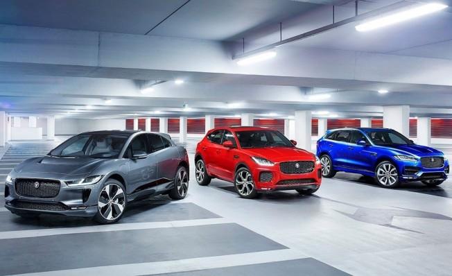Gama SUV de Jaguar