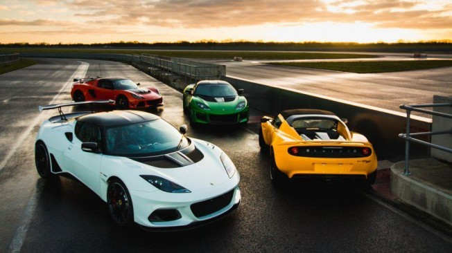 41eac4c4bd6f Lotus lanzará un nuevo deportivo en 2020 ¿Vuelve el Lotus Europa ...