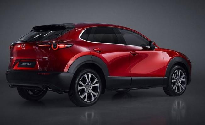 Mazda CX-30 - posterior