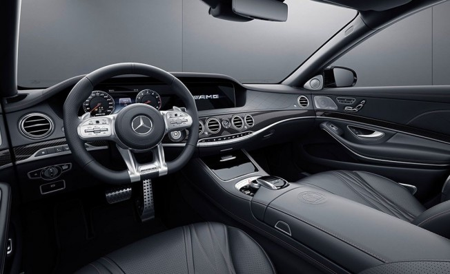 Mercedes-AMG S 65 Final Edition - interior