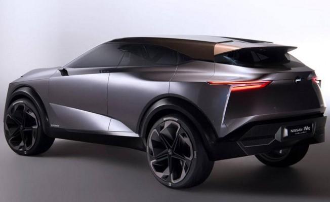 Nissan IMq Concept - posterior