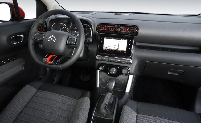 Citroën C3 Aircross - interior