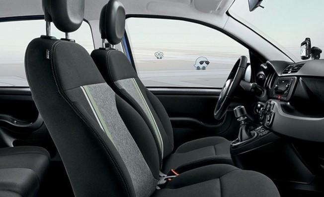 Fiat Panda Waze - interior