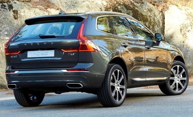 Volvo XC60 - posterior