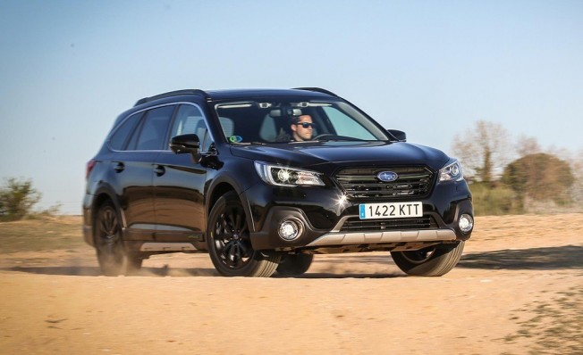 Subaru Outback Black Edition 2019