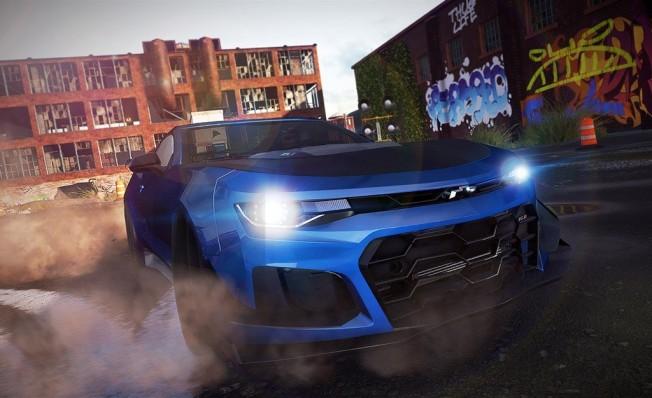 Chevrolet Camaro ZL1 en V-Rally 4