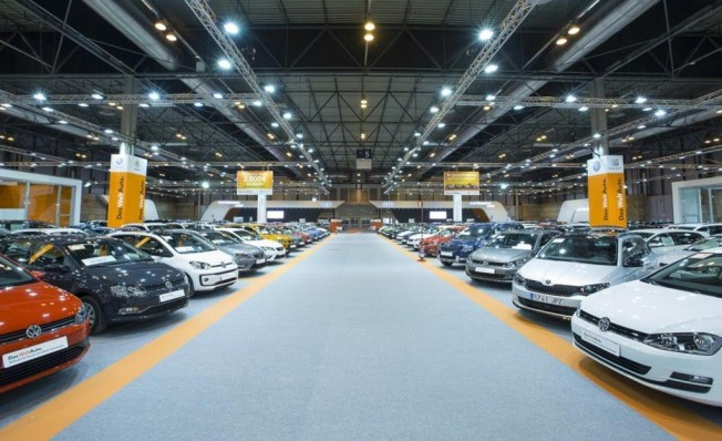 Ventas de coches de ocasión en España en febrero de 2019