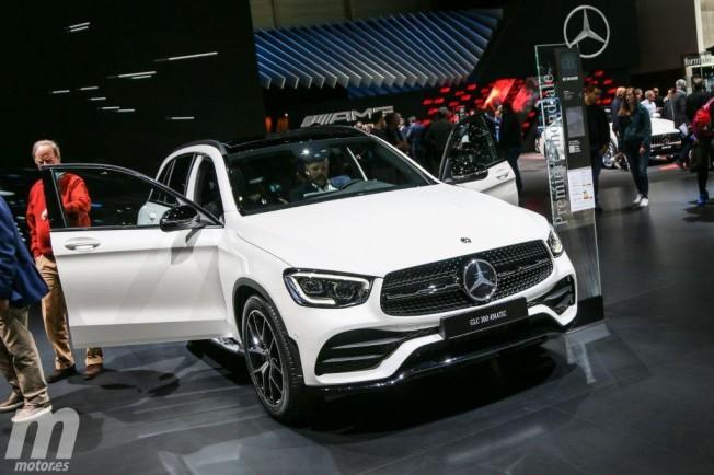 Mercedes Clase GLC 2019