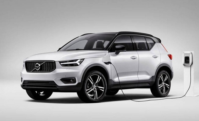 Volvo XC40 Twin Engine