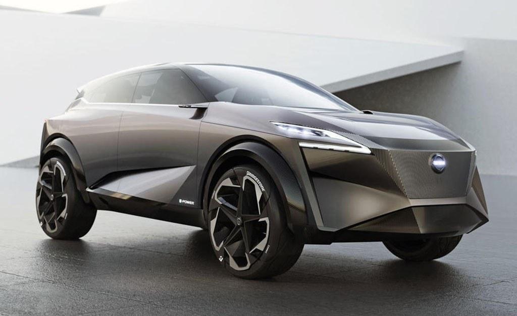 Nissan IMq Concept, vislumbrando la próxima generación del Qashqai