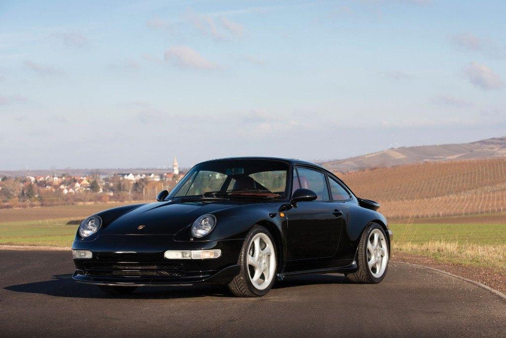 El último prototipo superviviente del Porsche 911 Turbo (993) a la venta