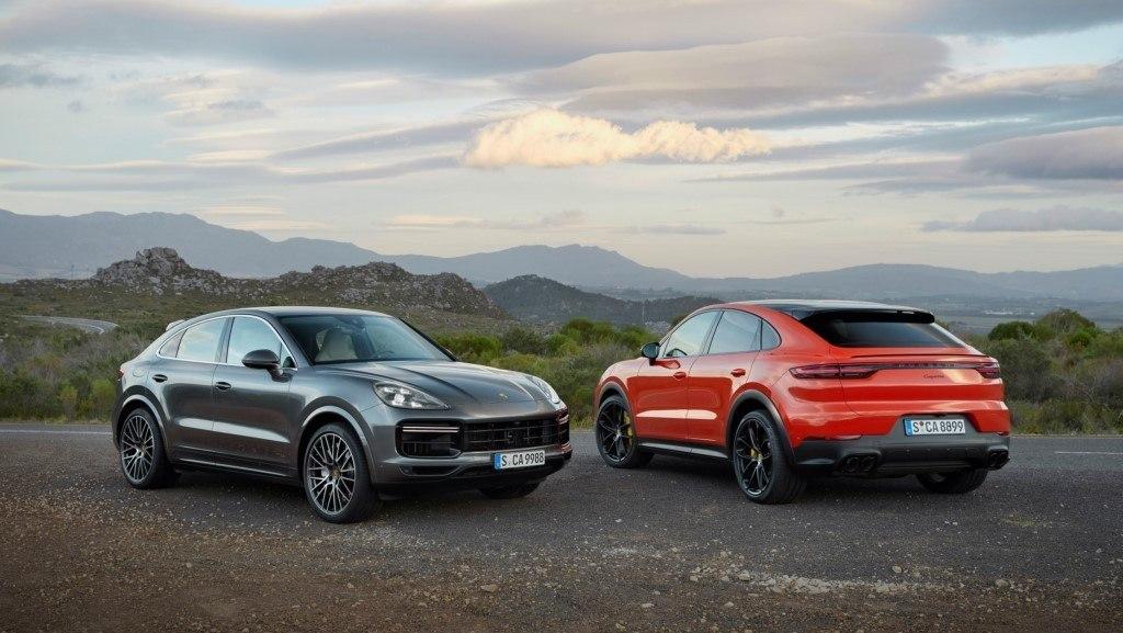Porsche estrena el octavo modelo de la gama: llega el nuevo Cayenne Coupé ¡y con precios!