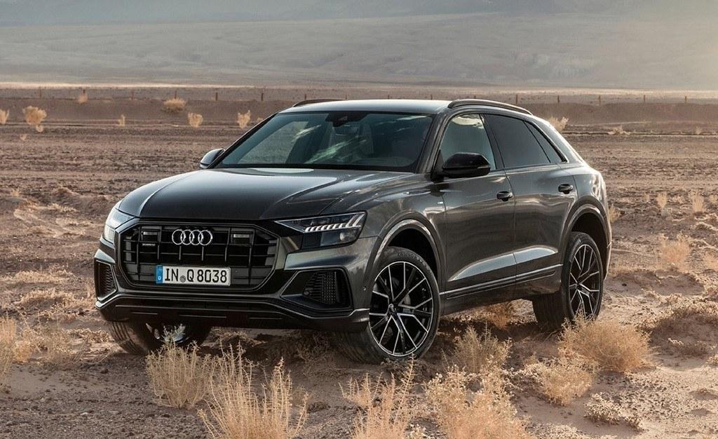 La gama del nuevo Audi Q8 se amplía con nuevos motores de gasolina y diésel