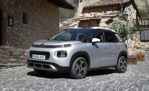 Citroën C3 Aircross con cambio automático EAT6, la opción más confortable