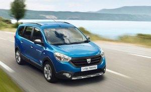 El Dacia Lodgy recibe una nueva versión de GLP, ahora con el motor 1.3 TCe