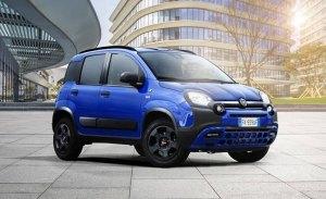 El Fiat Panda 4x4 también estrena la edición especial Waze