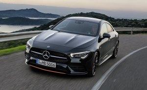 Precios del nuevo Mercedes CLA Coupé, ya está a la venta