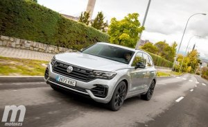 El nuevo Volkswagen Touareg ya está disponible con motor de gasolina