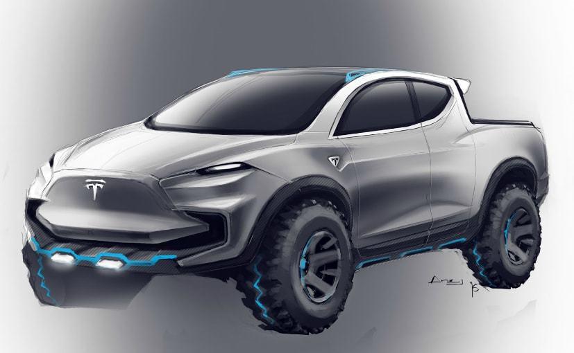 Los mejores renders del futuro pick-up de Tesla
