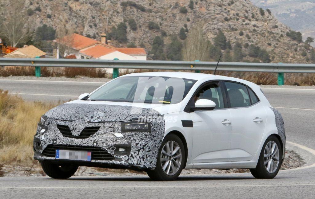 Renault Mégane 2020, el lavado de cara del compacto francés está en marcha