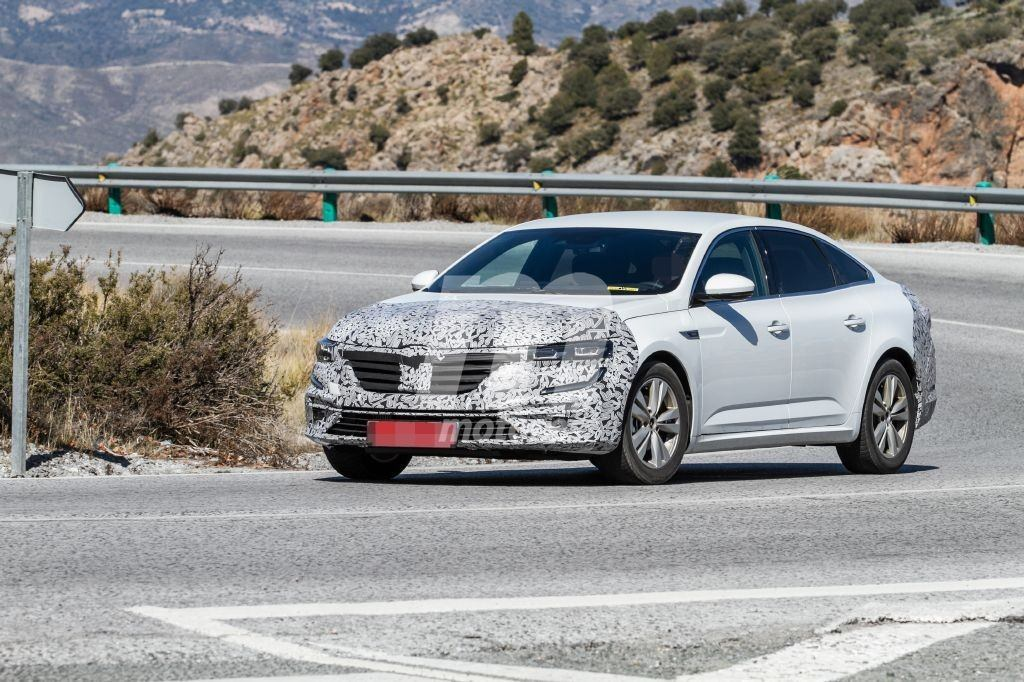 Renault Talismán 2020, la berlina francesa también será actualizada