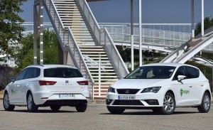La flota de Respiro, el car sharing de SEAT, se renueva con vehículos TGI