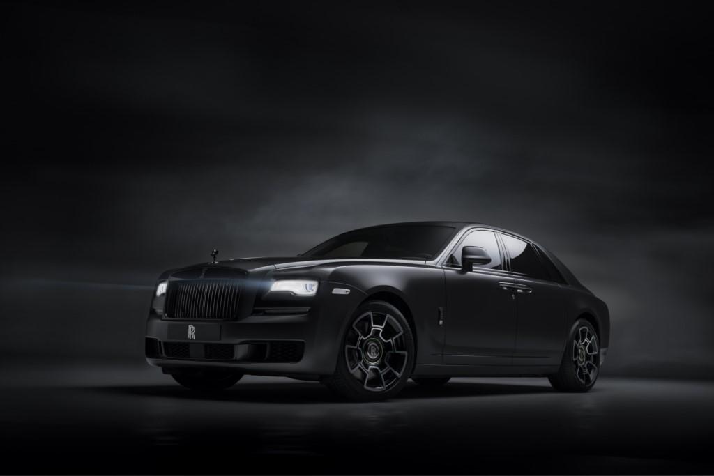Rolls-Royce presenta la edición especial Black Badge en los Wraith y Ghost