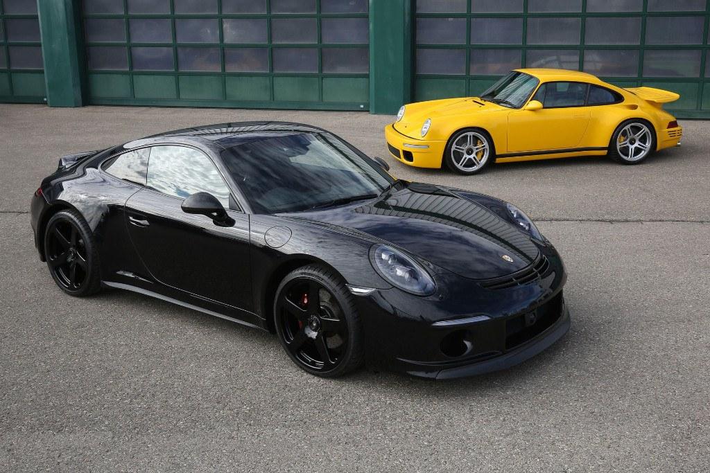 El nuevo RUF GT 2019 es un Porsche 911 GTS más agresivo y con 522 CV