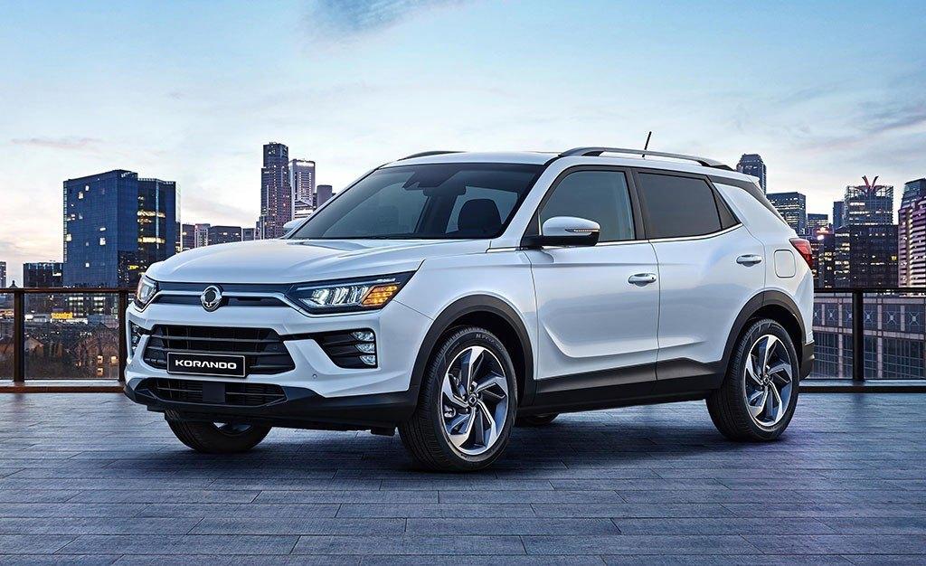 SsangYong Korando 2019, la nueva generación del SUV coreano se materializa