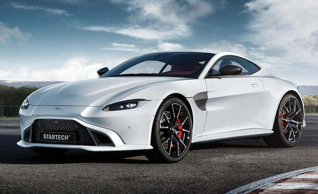 Startech ofrece más picante para el Aston Martin Vantage