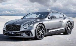 El Bentley Continental GT recibe un cambio de imagen firmado por Startech