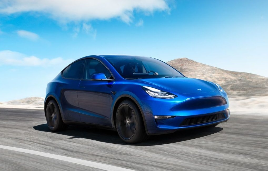 A pesar de la llegada del Tesla Model Y caen las acciones de Tesla