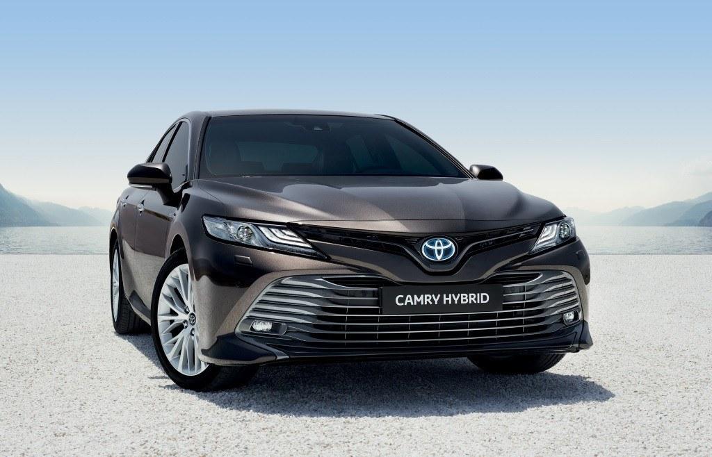 El Toyota Camry Hybrid arranca su comercialización en Reino Unido