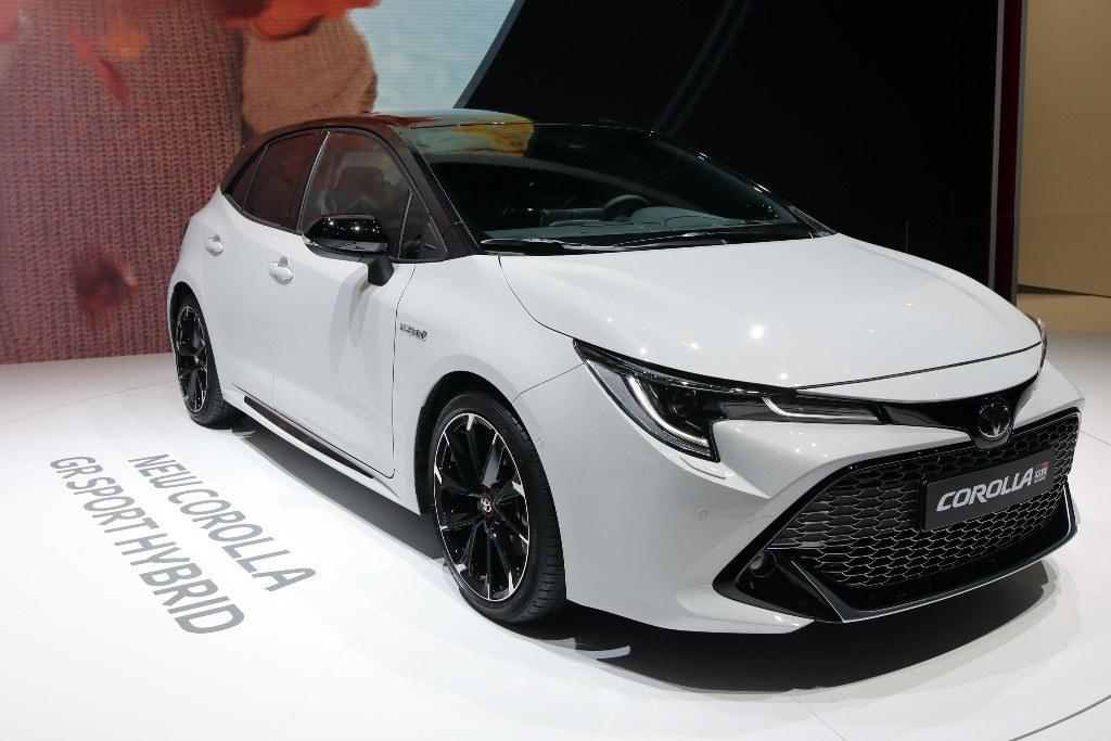 El nuevo Toyota Corolla GR Sport en vivo desde el Salón de Ginebra