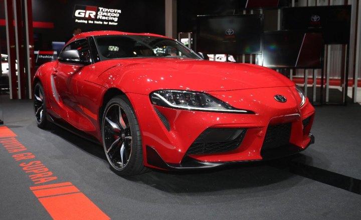 Ver Galería El Nuevo Toyota Gr Supra Debuta En Europa Con De Agotado