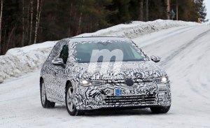 El nuevo Volkswagen Golf 8 se deja ver camuflado por primera vez