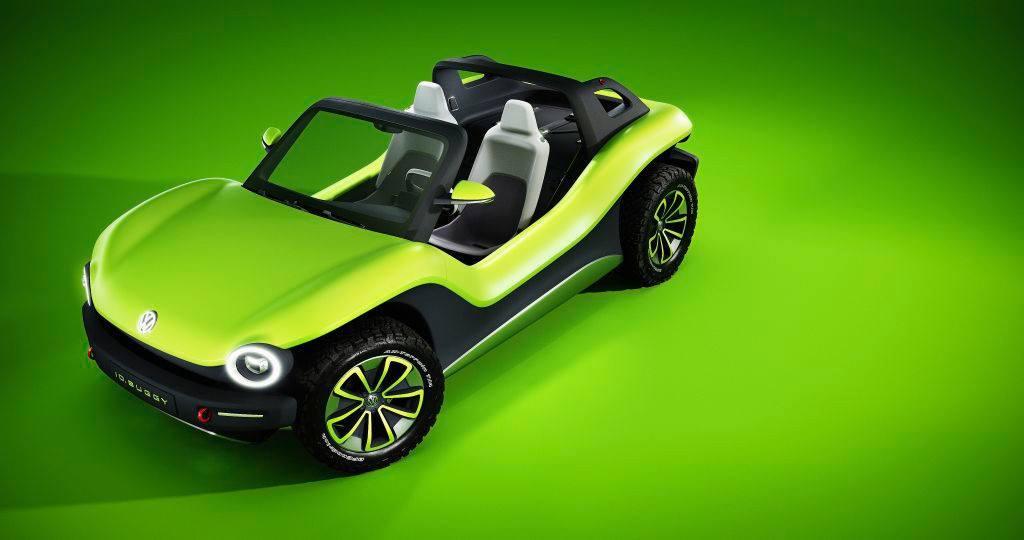 Volkswagen resucita el clásico Dune Buggy con el ID. Buggy eléctrico