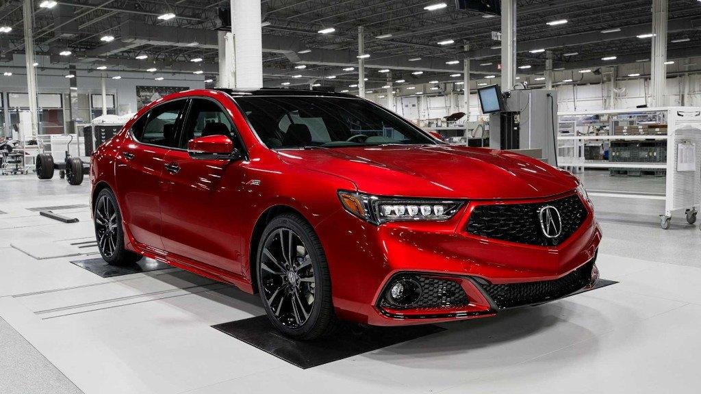 Nuevos Acura TLX y MDX PMC Edition 2019 para Nueva York