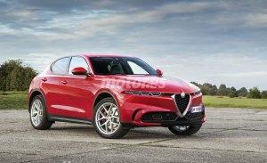 Alfa Romeo Tonale, el «hermano pequeño» del Stelvio está en camino