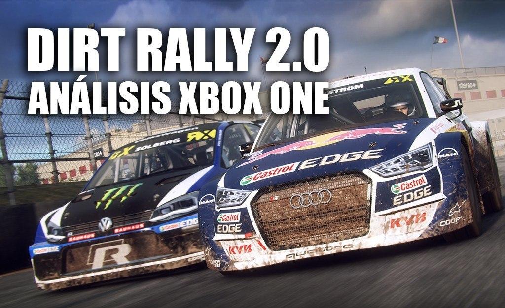 Análisis DiRT Rally 2.0 para Xbox One, poniendo el contador a cero