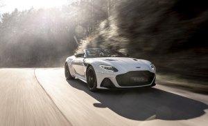 Aston Martin presenta el nuevo DBS Superleggera Volante
