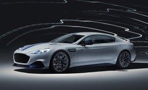 Aston Martin Rapide E, un deportivo 100% eléctrico muy exclusivo