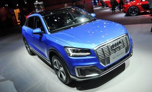 Audi Q2 L e-tron, 265 km de autonomía para el SUV chino 100% eléctrico